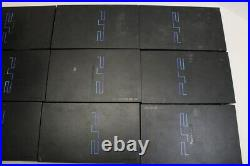 Wholesale LOT 9 Sony Playstation PS 2 PS2 Console Japan Import AS IS PART PS2J5