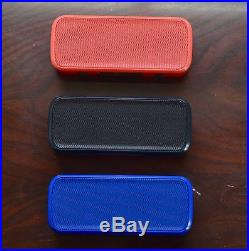 Wholesale Lot 20 Insignia Light Weight Portable Wireless Speaker Black Blue Red