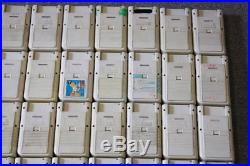 Wholesale Lot 66 Original Gameboy Console UNTESTED GB Japan Import US Seller