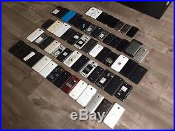 Wholesale Lot of 62x Phones (Samsung, Apple, HTC, & much more)
