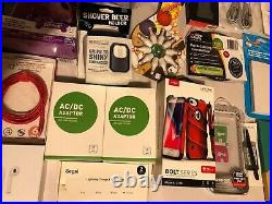 Wholesale Resale Lot of 50 Electronics, Household, & General Merchandise Items